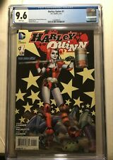 DC New 52 Harley Quinn #1 CGC 9.6 White Pages