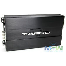 ZAPCO ST-4X SQ STUDIO X 4-CHANNEL CLASS AB FULL RANGE CAR AMP AMPLIFIER ST-4XSQ