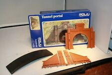 Pola N273 N Scale Tunnel Portal Pola Made in Germany Mint in Box