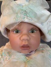 "Lee Middleton Doll ""Animal Parade"" Redhead W/Green Eyes 00540 Reva Schick"