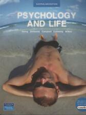 PSYCHOLOGY AND LIFE AUSTRALIAN EDITION - GERRIG & OTHERS FAST FREE POST FROM SYD