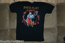 Robert Plant Led Zeppelin Band Of Joy Vintage Rare Rock Concert Tour Shirt 2011