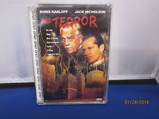 THE TERROR Boris Karloff DVD Very Good Cond NTSC Super Fast Shipping+Tracking