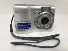 Olympus FE-180 6.0MP AF 3X Optical Zoom 6.3 Digital Camera Tested