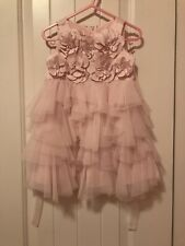 Pink Biscotti Collection 2t/2y This Is Such A Beutiful Dress