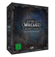 World of Warcraft - Warlords of Draenor - Collector´s Collectors Edition - WoW
