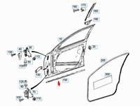 Mercedes-Benz C-Klasse W204 Vorne Links Tür Unten Rand A2046903562 Neu Original