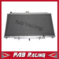 3 Row Aluminum Radiator For Nissan GU Patrol Y61 Petrol TB45E 4.5L Auto Manual