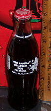2005 HILLBILLY DAYS FESTIVAL 29TH ANNUAL PIKEVILLE KY 8OZ COCA - COLA BOTTLE