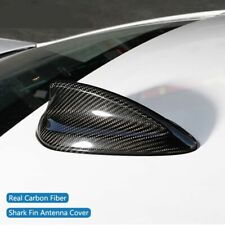 For BMW E90 E92 M3 F20 F30 F10 Accessories Carbon Fiber Shark Fin Antenna Cover