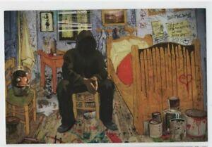 Mr Brainwash postcard