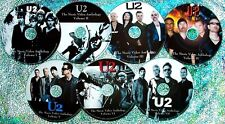 Pin & FREE U2 & Bono Music Video Collection 81-2016 7 DVD 136 Vids Song For Some