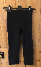 Lululemon wunder under black leggings size 4 - brand new
