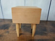 Dollhouse Miniature Kitchen Handcrafted Butcher Block Cutting Board ~ K1505