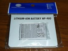New Genuine Original Minolta NP-900 / Li-80B Battery for Olympus T-100 T110 T100