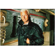 Blade Runner Rutger Hauer as Roy Batty in black jacket 8 x 10 Inch Photo
