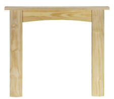 Wooden Fire Surround Solid Pine