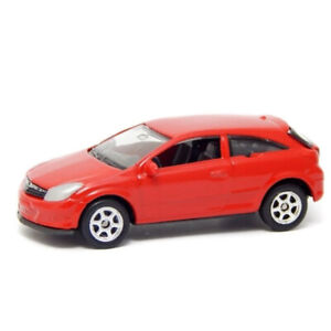 "2005 Opel Astra GTC Red Welly 52269 1:60 1:64 Series 3"" inch Toy Car Vauxhall"