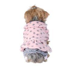 Vêtements et chaussures gris polaire pour chien