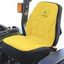 JOHN DEERE COMPACT UTILITY TRACTOR CLOTH SEAT COVER -SIZE MEDIUM -LP95223