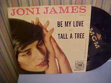 Joni James - Be My Love - GOOD AUDIO - With pic sleeve - MGM 12948