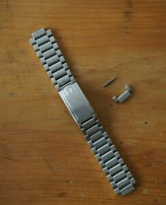 Omega JB Champion 1175 flat link bracelet for Speedmaster 20mm
