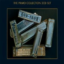 Gob Iron: Blues Harmonica - Various NEW CD