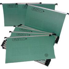 Offis Suspension Files (PK-50) Foolscap Green