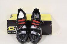 DMT Impact Men's Carbon Road Cycling Shoes Black/Red Eu 43 or US 9.5