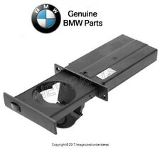 For BMW E60 E61 5-Series Passenger Right Cup Holder in Dashboard Gray Genuine