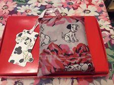 BNWT Cath Kidston Disney 101 Dalmatians Foldaway Shopping Bag. Limited Edition
