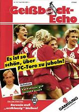 BL 89/90 1. FC Köln - Borussia Mönchengladbach, 07.04.1990 - Anders Giske