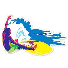 Surfing Decals