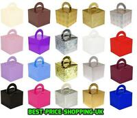 10 x Cake Box Helium Balloon Weights Wedding Christening. Birthday Party baloons