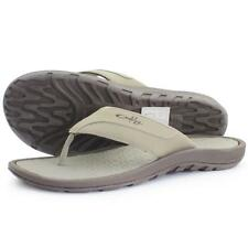 Oakley LOWLA Khaki Size 10 US Womens Girls Beach Sandals Flip Flops