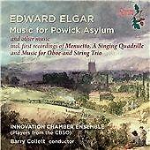 Elgar: Powick Asylum Music [Innovation Chamber Ensemble, Barry Collett] [Somm: S