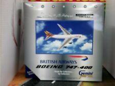 Gemini Jets British Airways Boeing 747-400 1:400