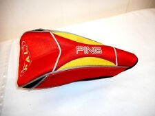 Ping Pal Driver head cover <Used>
