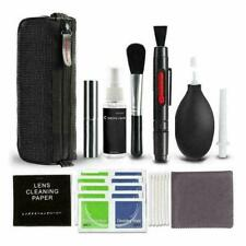 Professional Lens Cleaning Kit For Canon/Nikon Camera Y3L0 LG DSLR Z3V5