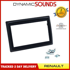 CT24RT08 CD Stereo Double Din Fascia For Renault Megane II