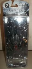 SKYRIM Daedric Warrior ARMOR LEGACY Action Figure UPSIDE DOWN INSIDE PACKAGE New