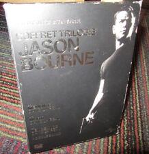 JASON BOURNE: TRILOGY 4-DISC DVD BOX SET, FRENCH LANGUAGE, COFFRET TRILOGIE, GUC