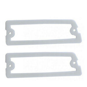 64 1964 Chevy Chevelle Rear Tail & Back Up Light Lamp Lens Gaskets Pad Seal Pair
