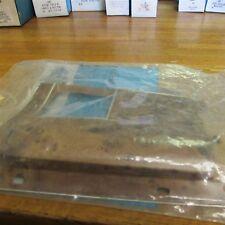 NOS 1985 - 1987 LINCOLN TOWN CAR LOWER DASH WOODGRAIN TRIM PANEL E5VY-5404645-B