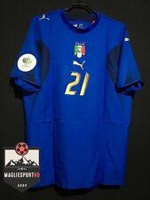 Maglia Italia Mondiali 2006 Cannavaro Totti Pirlo Materazzi Juve Italy calcio