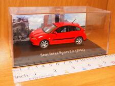 SEAT IBIZA SPORT 2.0 1:43 2006