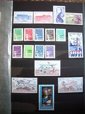 lot de timbres neufs ** Saint Pierre et Miquelon
