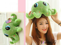Cute Octopus Doll Soft Stuffed Animal Plush Toy Pillow Creative Birthday Gift
