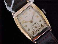 Vintage Man's Hamilton 1935 Mason With A Low Production Of 9366 Hard-To-Find