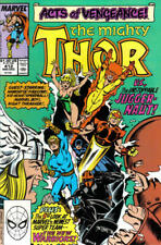 MIGHTY THOR #412 1st Appr. of New Warriors NM 9.4 (or better!)  And JUGGERNAUT!